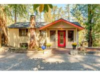 Riverfront property! This warm and welcoming home will