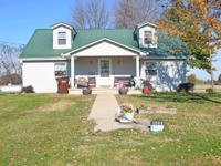 Country living! Mini farm with 5 acres, 3-bdrm home.