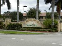 Nice townhome in a gated community with low HOA fee.