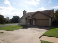 Spacious 3BR/2BA/2GA on corner lot with open living and