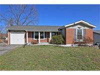 Lots of updates here in this 3 bedroom, 2 bath home in