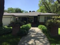 Charming single story home located near downtown
