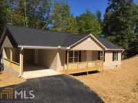 Quality new construction in excellent location!!! Low