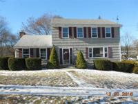 Great opportunity to own this spacious colonial