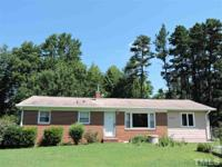 Reduced!! PERFECT country setting great brick home with