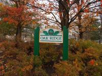 The only three bedroom, end unit available in Oak Ridge