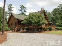 Log home on 2.97ac at lake magnolia-private/gated