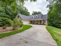 Beautiful ranch home on a private cul-de-sac lot in a