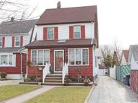 Beautifully Maintained Three Bedroom Colonial On Large