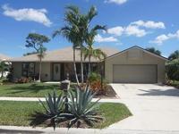 Best Location In Palm Beach Gardens!!! This 3br/2.5