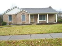 Don??t miss this beautiful brick ranch on .36 acre.