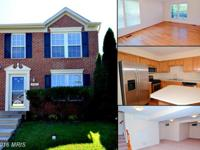 This wonderful, END unit townhouse offers a 3 level