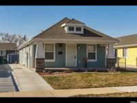 Almost new patio home in Ogden. Open floor plan,