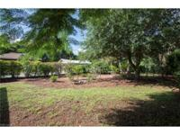 Trail acres close to shopping and restaurant row  just