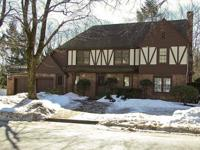 New Listing***Beautiful English Tudor Home, all