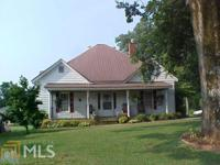 Adorable and Affordable Farmhouse! 0.84 Corner lot.