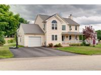 Best listing in Auburn! Move in ready colonial with HW