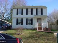 Two Story Colonial with 3BR, 2.5BA, Covered Front