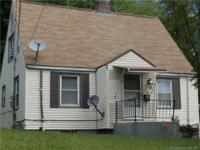 New price! Three bed room, 2 bath cape with updated