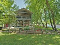 Great Riverfront Cabin on the Best Stretch of