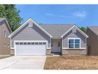 New Construction! Beautiful ranch with 3 bedrooms and 3