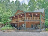Real log home!! Custom built and in excellant condition