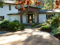 Very special Washougal Waterfront estate! Gated entry