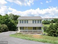 3 bedroom, 2 1/2 bath spacious Strasburg, VA home.