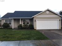 One story 3 bedroom, 2 bath home with vaulted great