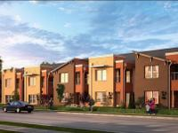 AJALLI Floor Plan - First phase of Fiji Townhomes