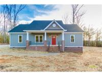 Welcome to 3825 Riddles Bridge Rd! This brand new home