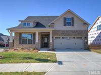 New Cary II by Windsor Homes. Bright & airy, this home