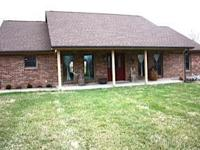 Spacious move in ready ranch home on a quiet country