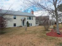 Well cared for raised ranch located on a large level