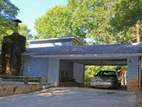 ^peace and privacy^ quaint older 3br/2ba rustic home in