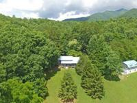 Beautiful Mountain property on 16.84 Acres with House