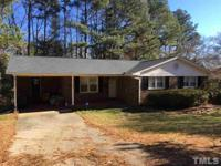 Nice 3br, 2ba brick ranch style home with full basement