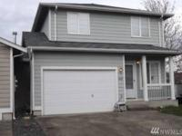 2003 townhome offers 3 bed, 2.5 bath, with