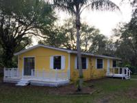 Newly Remodeled 3/2/2 Rustic Indian River Estates Home