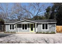 Complete Remodel in Hot East Austin! This house has