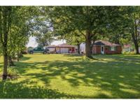 Need LAND? Country home with 37+/- acres. Enjoy the