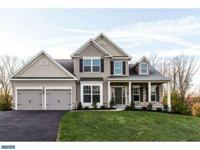 The Thornhill Plan by Berks Homes, located at Wheatland
