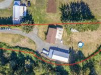 Price reduced~1.41 ac in friendly ferndale zoned for