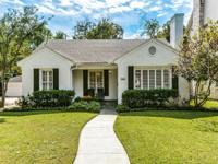 Wonderfully updated and expanded Greenway Crest home