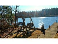 Waterfront vaca or retire dream home in beautiful lake