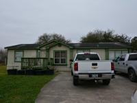 Manufactured home in need of tlc. Renters for the past