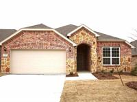 New construction - brentwood in little elm. 1 story