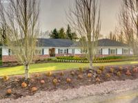 Amazing Custom Ranch Home w/ View! Peaceful .82 Acre