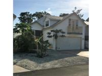 This beautiful spacious 3-level, gulf access home