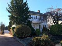 Classic 3Br, 2.5 Ba Ch Colonial In Mid-Block Location